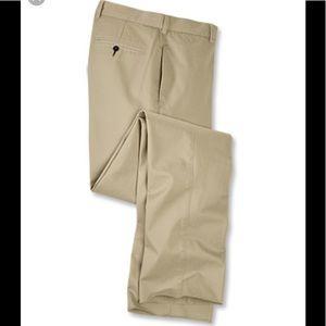 Orvis Dress Khaki Pants NWOTS